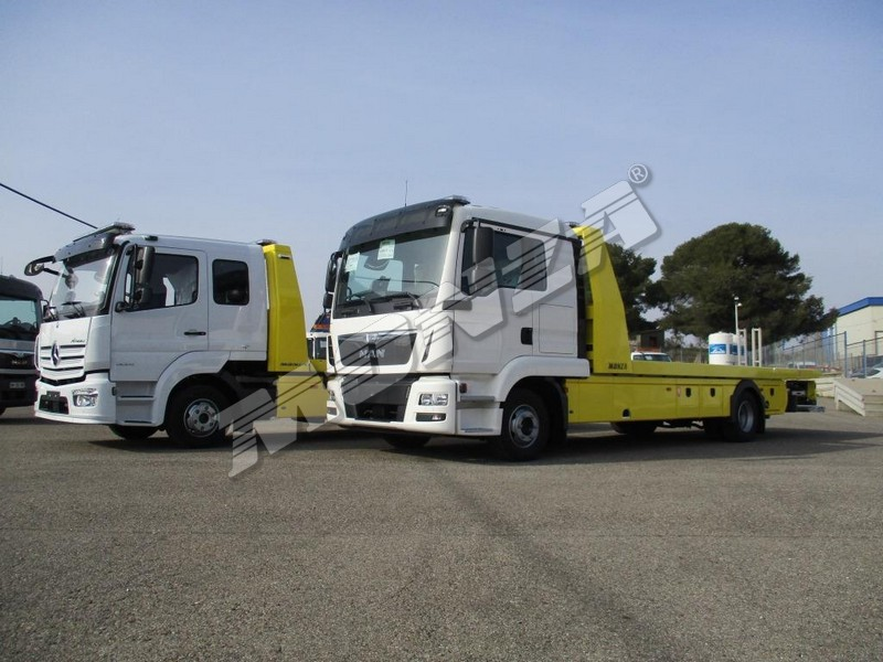Recovery Vehicles | Monza