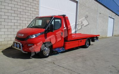 IVECO DAILY 72C18P NORDIC FOR SALE 70.350 Eur